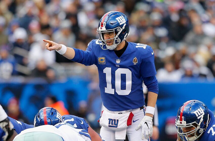 New York Giants sticking with Eli Manning at quarterback f571cc421