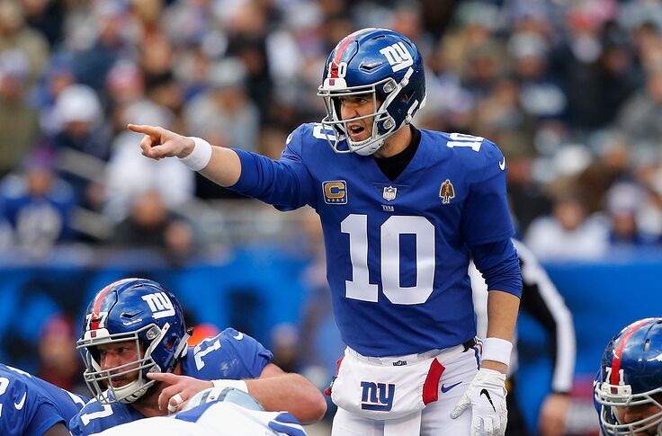 Madden thinks Giants have the worst quarterback situation in