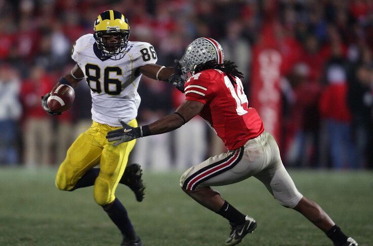 Reliving Michigan Vs Ohio State In The Game Of The Century