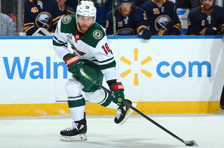 info for b923f d6d38 So what exactly is going on with the Wild and Jason Zucker?