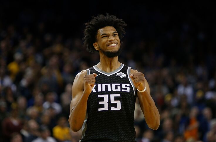 big sale a5515 54b1f Optimizing Marvin Bagley is critical to the Sacramento Kings ...
