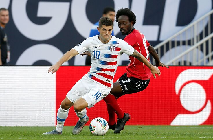 USMNT vs  Mexico final live stream: Watch Gold Cup live
