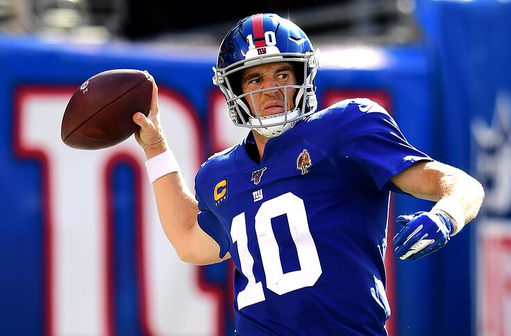 get cheap b7009 3fdf0 What should the New York Giants do with Eli Manning?