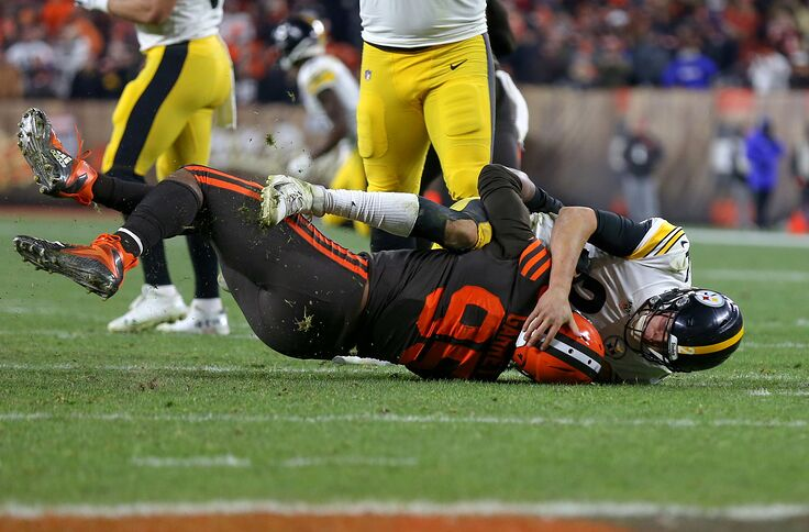 Mason Rudolph Deserved A Suspension For His Role In Brawl