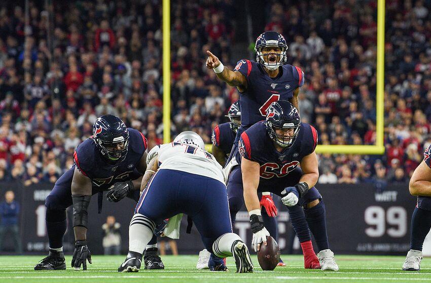 Deshaun Watson, Houston Texans. (Photo by Ken Murray/Icon Sportswire via Getty Images)