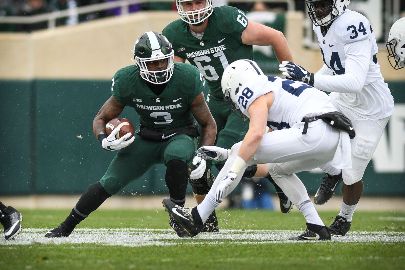 Penn State Vs Michigan State Preview Odds Prediction Tv Channel