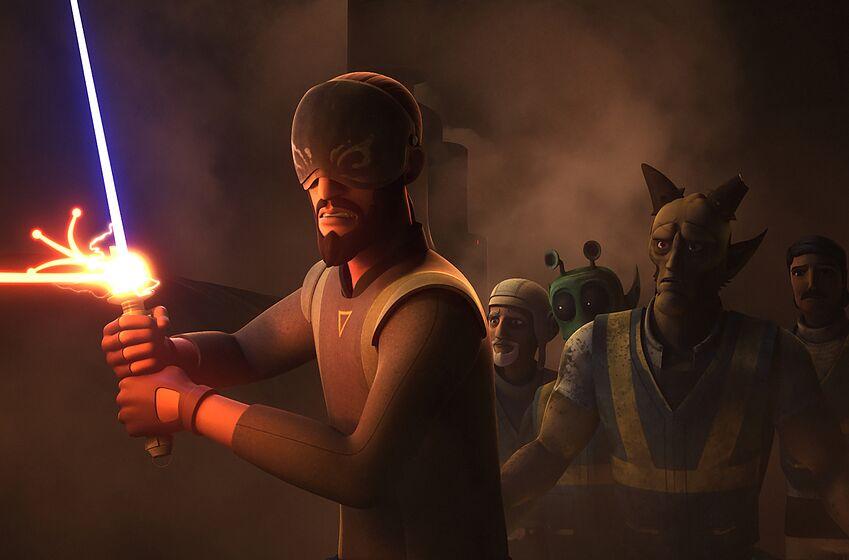 Which Jedi Survivor Will Star Wars Jedi Fallen Order Video Game