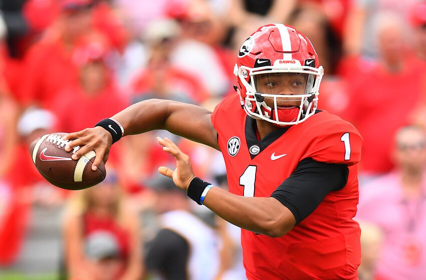 5d2468bc795 Ohio State  Is Justin Fields an upgrade over Dwayne Haskins