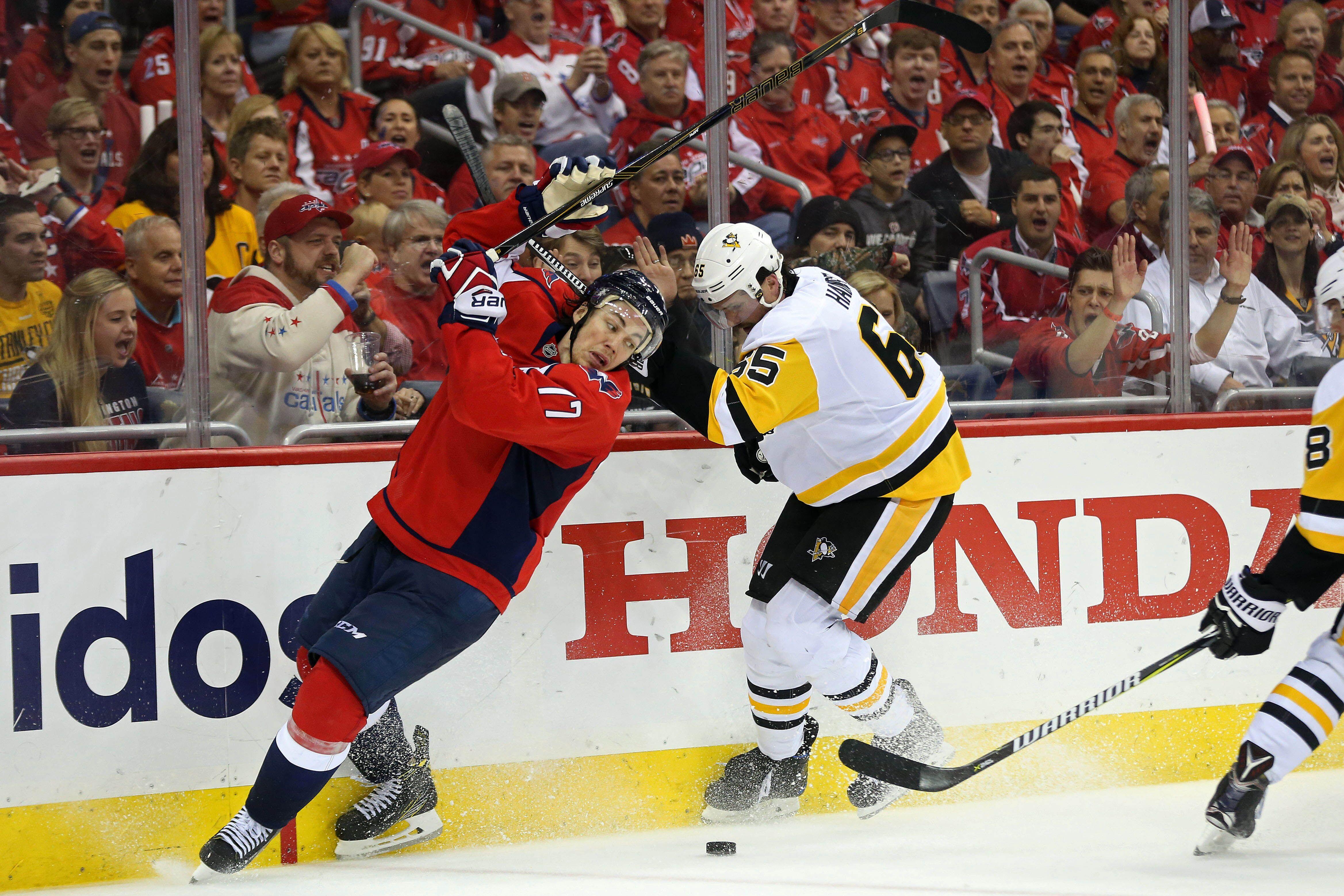 Image result for Capitals vs Penguins Live
