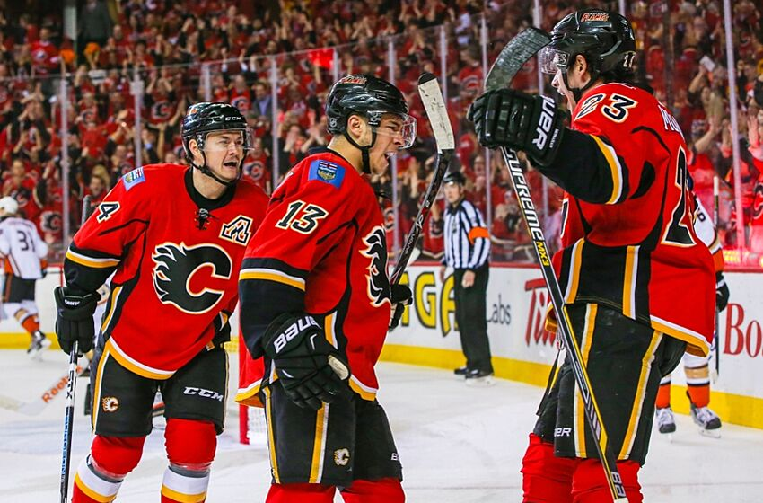 Calgary Flames Promise To Be