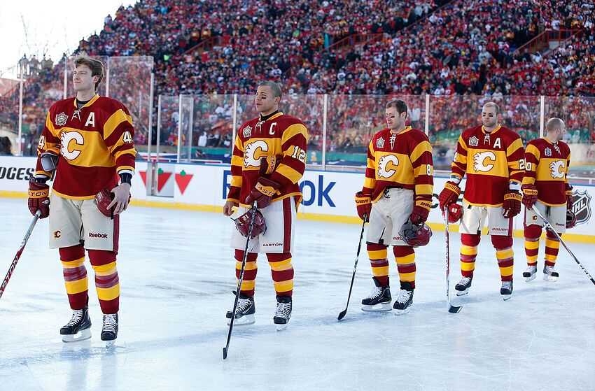 Calgary Flames and Winnipeg Jets to play Heritage Classic in 2019 77d157a283d