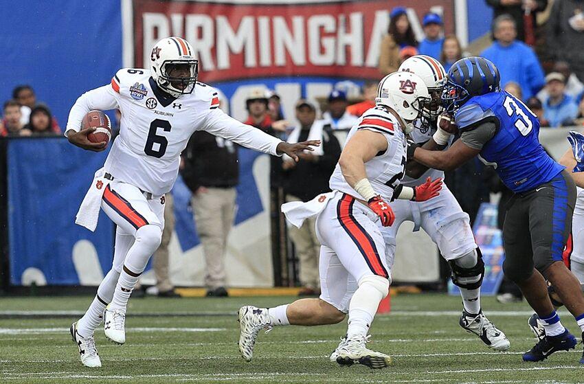 Auburn Football Recruiting April 18 Quarterbacks