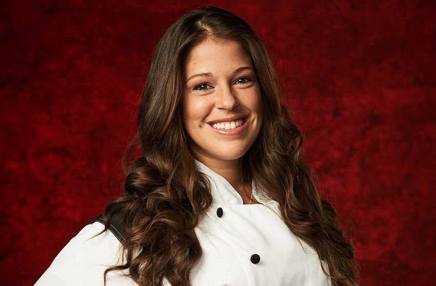 a61e2c5cf4 Mia Castro, Hell's Kitchen finalist, shares her experience and a ...