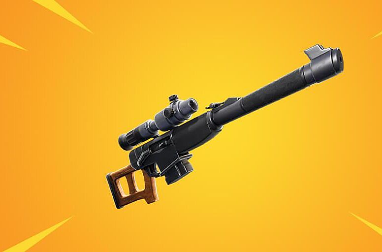Fortnite: Let's Take a Look at the Automatic Sniper Rifle