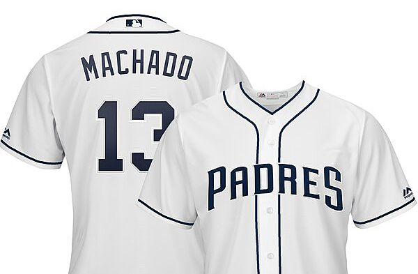 online store 9cf80 a29b9 San Diego Padres  Celebrate the Manny Machado signing with a shirt by  Nathan Cunningham