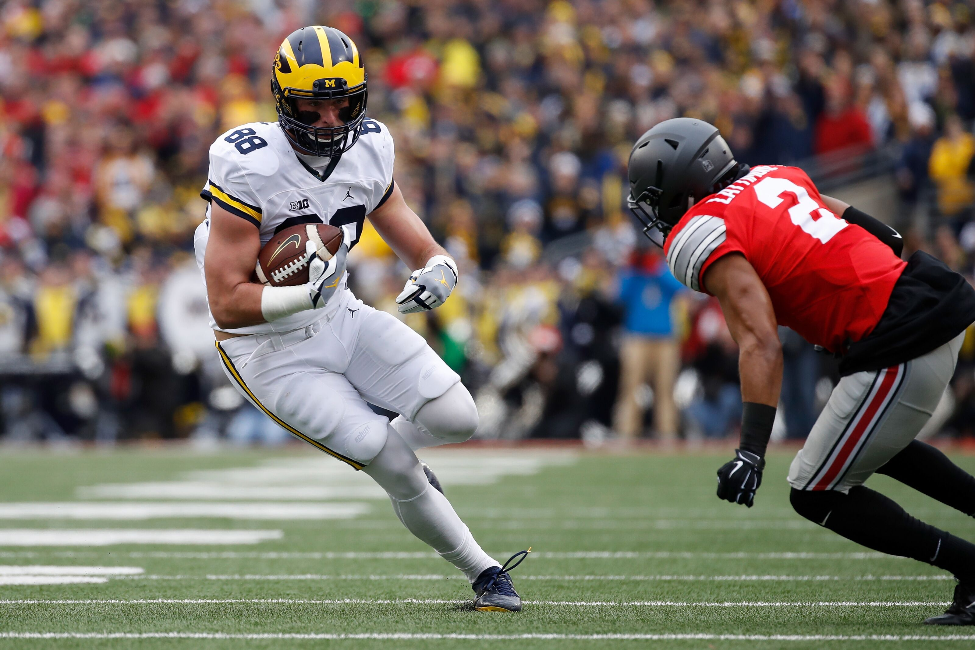 Denver To Columbus Ohio: Michigan Football: Jake Butt Will Shine For Denver Broncos