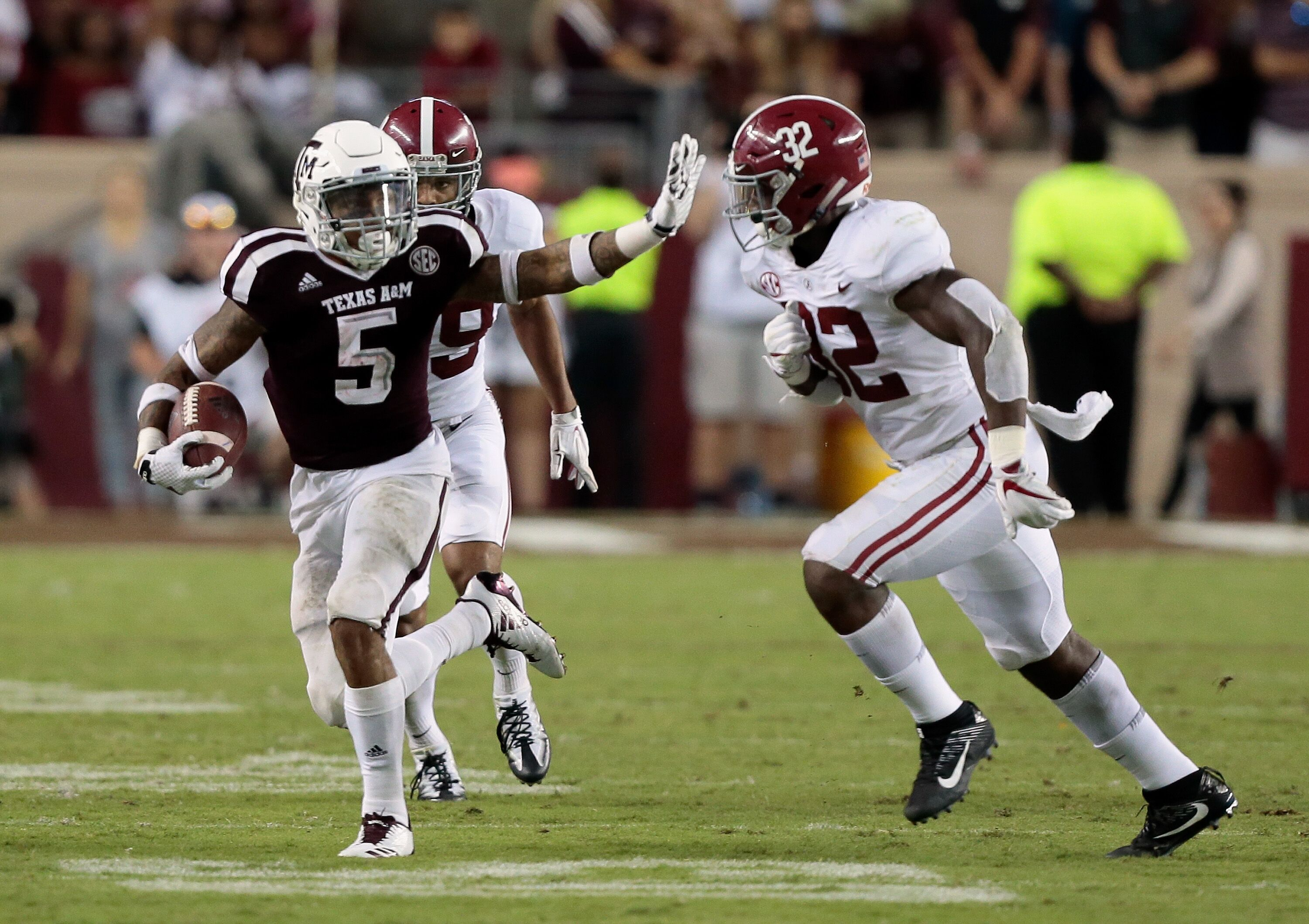 Image result for trayveon williams texas a&m jpg