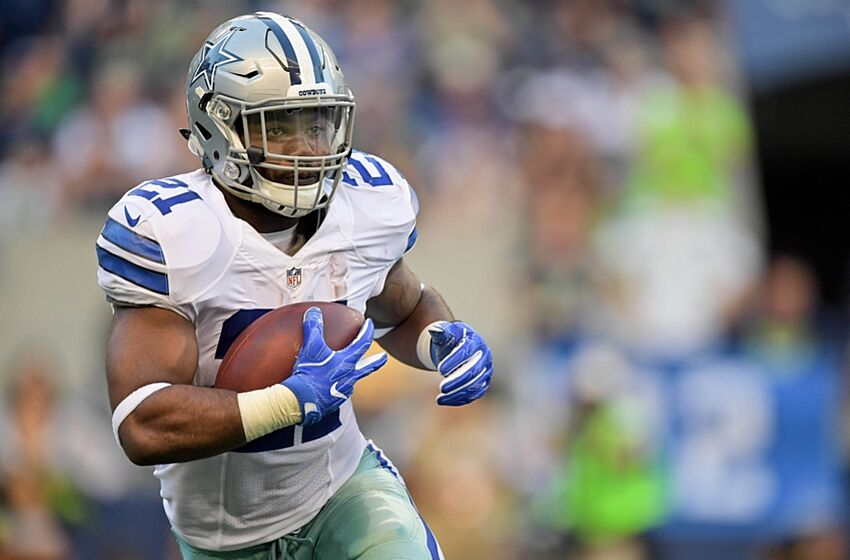 How will the Giants slow down Ezekial Elliot and the Cowboys run game 1b91d36c0