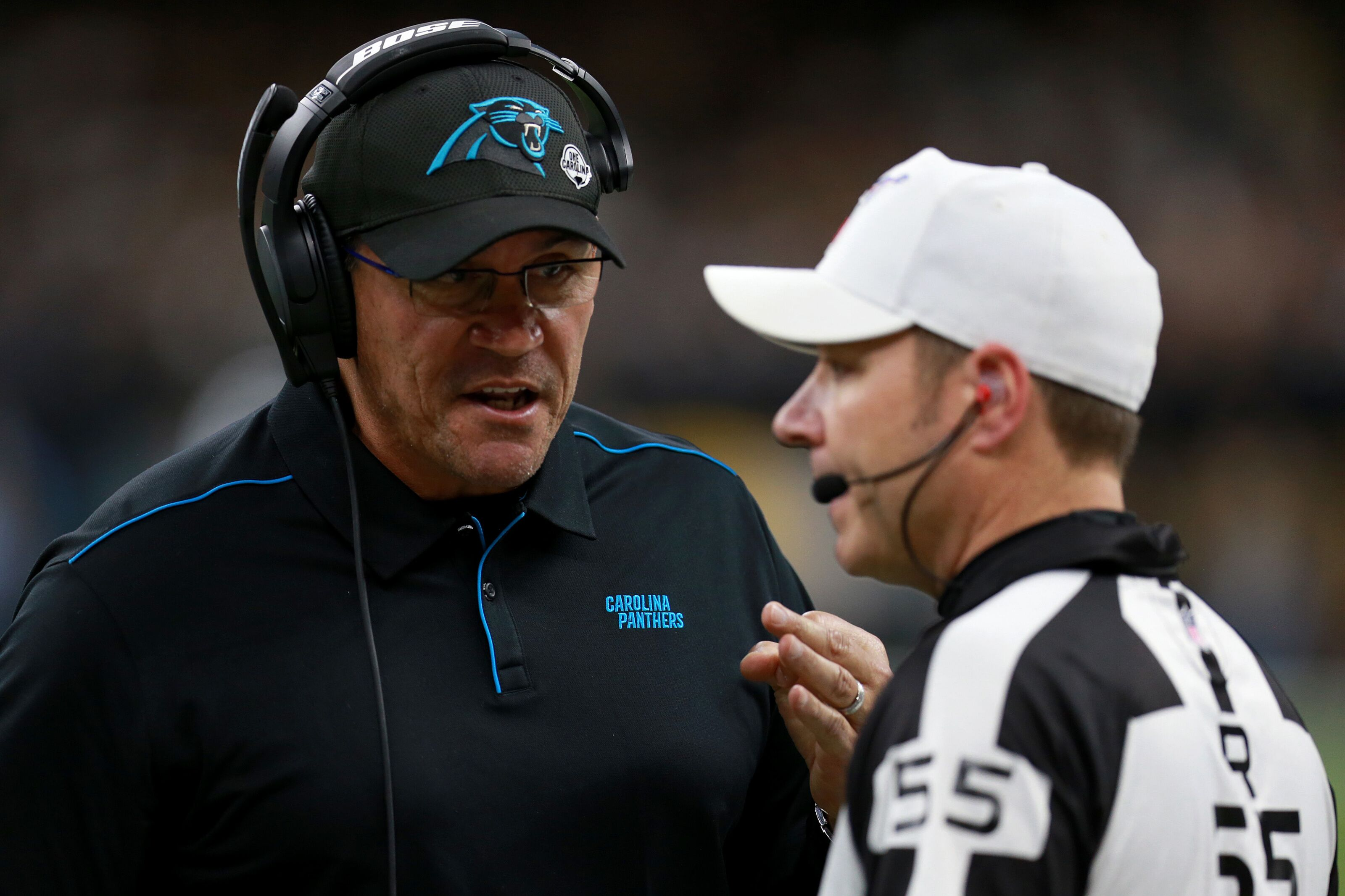 Why Ron Rivera is the perfect fit to be the next New York Giants head coach