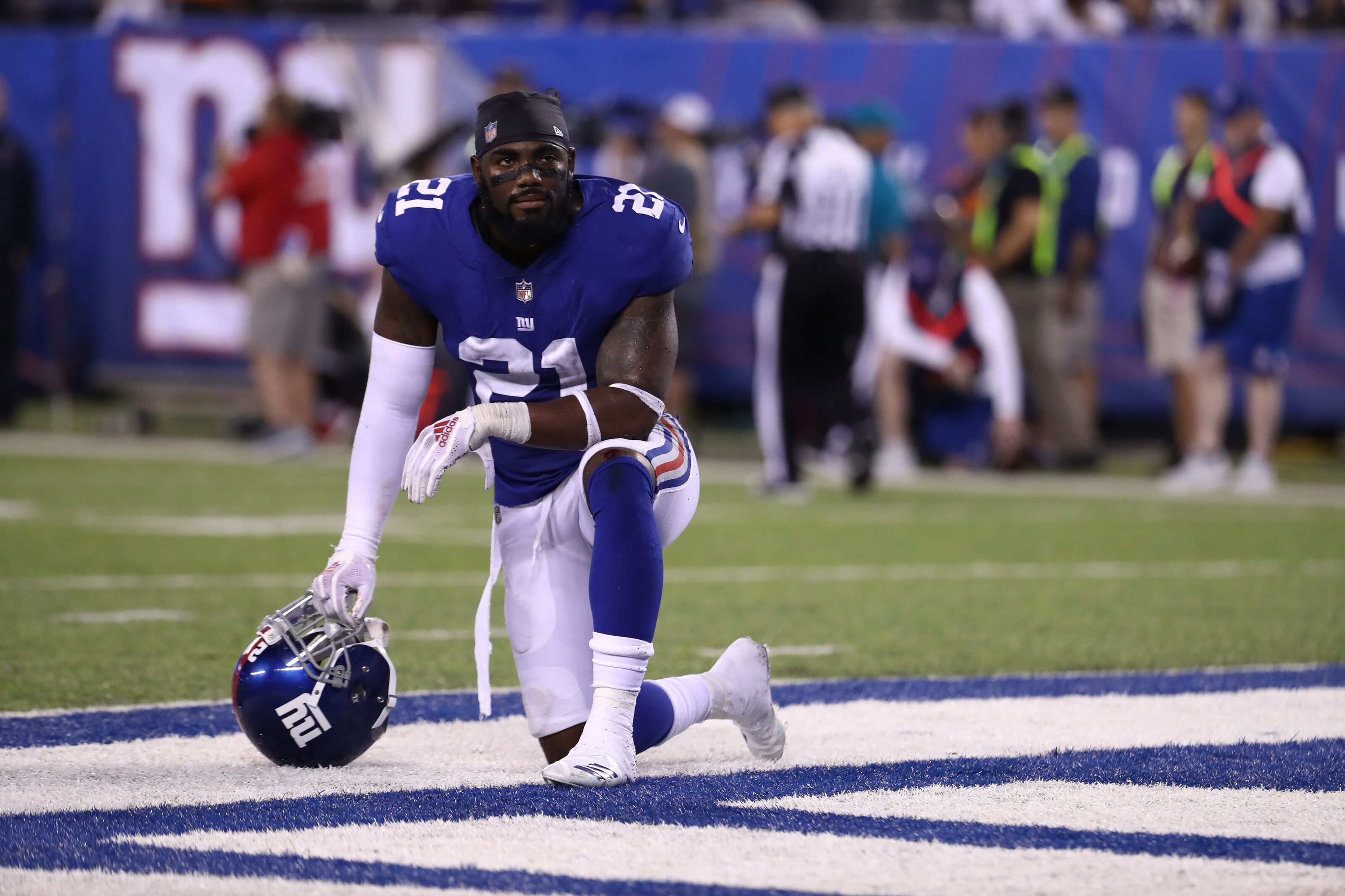 Why paying Landon Collins big money is hard for New York Giants