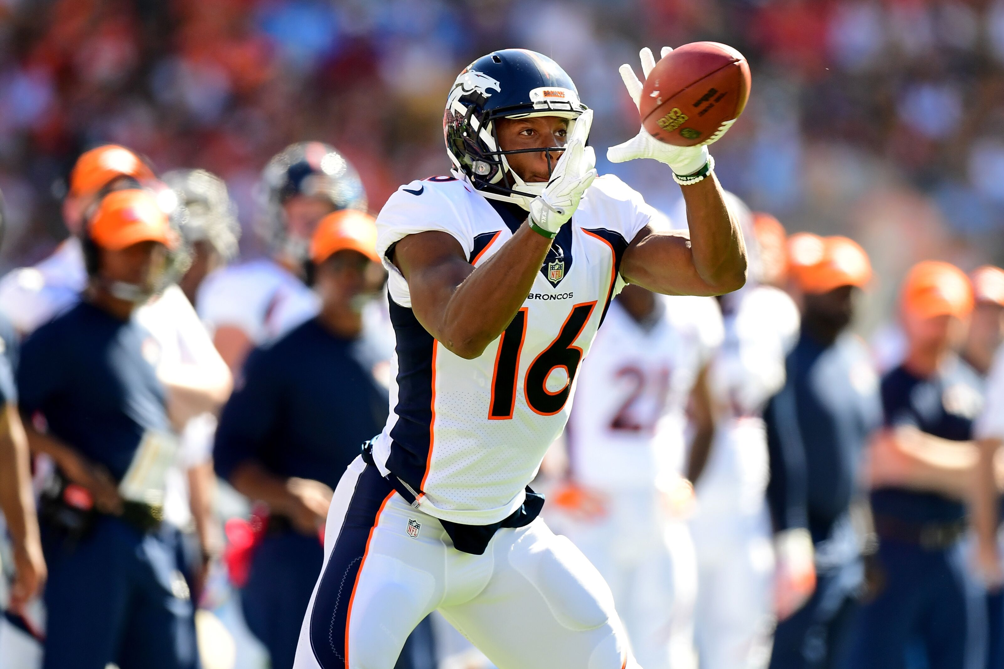 Wideout shuffle continues as New York Giants sign Bennie Fowler