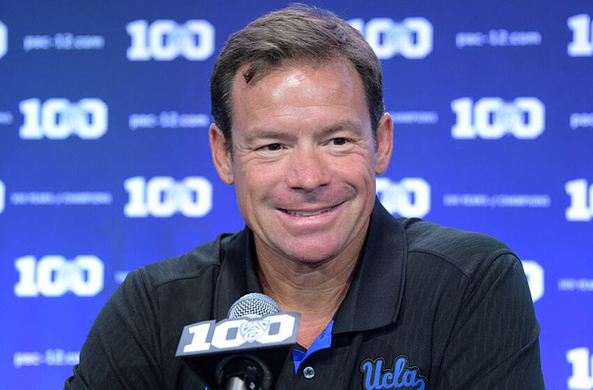 UCLA Football Highly Ranked in ESPN's Football Power Index