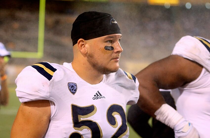 UCLA Football: The Center of Concern