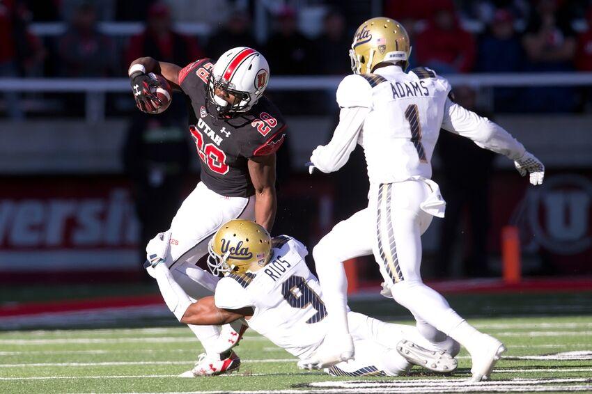 Ucla Football Vs Utah Utes Game Day Info Tv Live Stream Odds