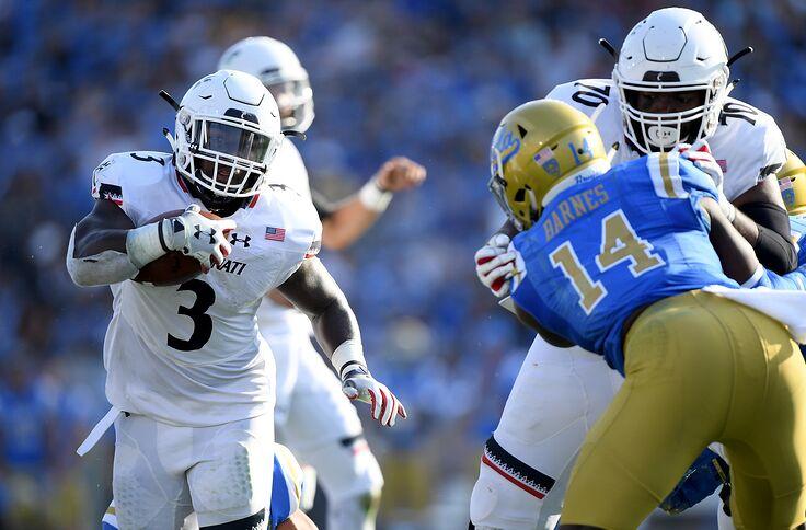 UCLA Football open as underdogs for their season opener vs