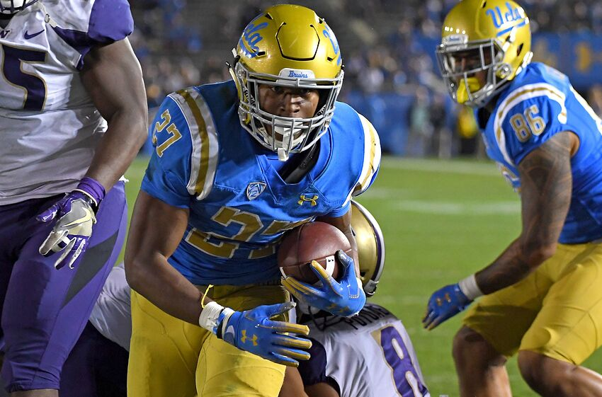 35b106b93 UCLA Football  Six players that will standout in Spring Training