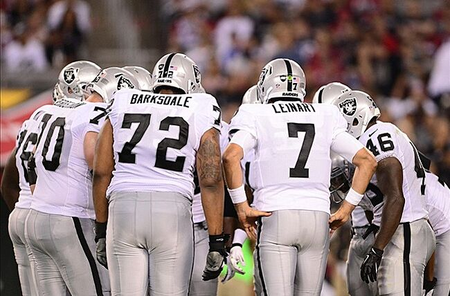 Whats On Tap 10 Raiders Open MNF Giants And As Start Series The Road