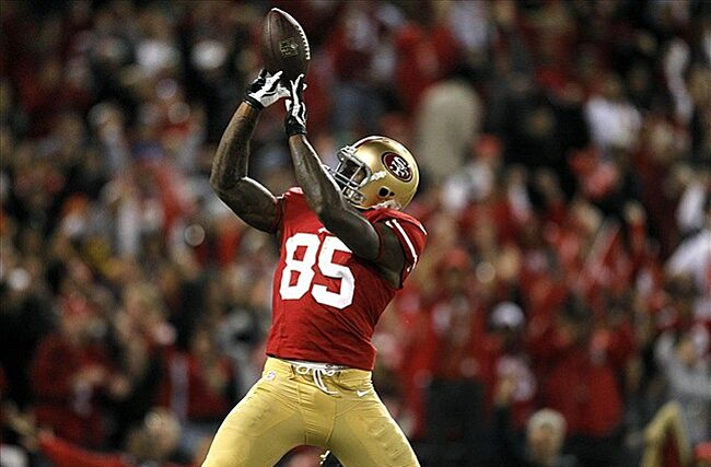 San Francisco 49ers  Why Vernon Davis Should Switch to Wide Receiver b04117a15