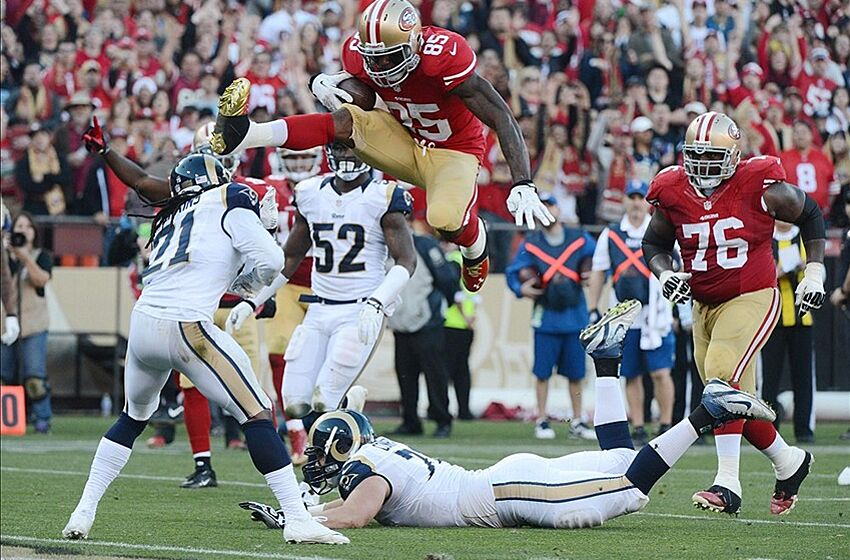 66cac0fd509 San Francisco 49ers  The Good and The Bad From Sunday s Win vs. Rams