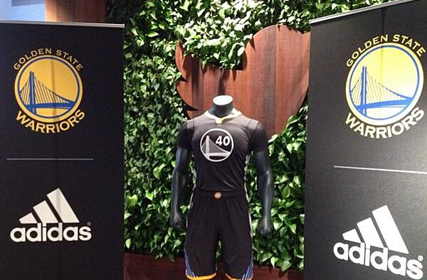 2ea3baa19fa9 Golden State Warriors  Inside Look at Unveiling of New Slate Alternate  Jersey