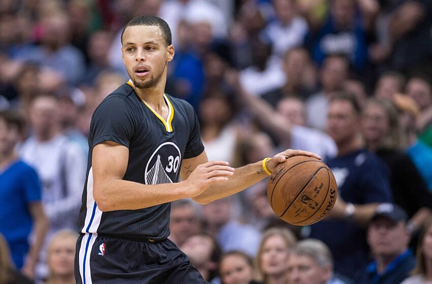 4f4bebafc Stephen Curry Leads Western Conference in All-Star Votes