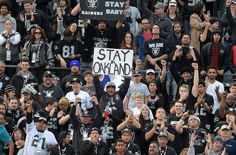 0f707e0b0cb Oakland Raiders -San Diego Chargers Stadium Part of an NFL Conspiracy