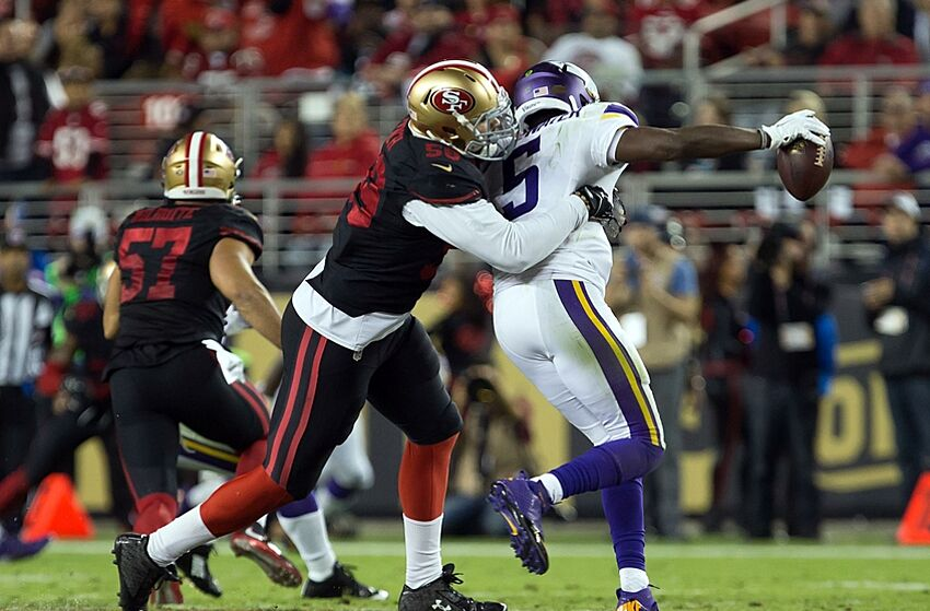 San Francisco 49ers Defense is Among the NFL s Best 43f928877ff5