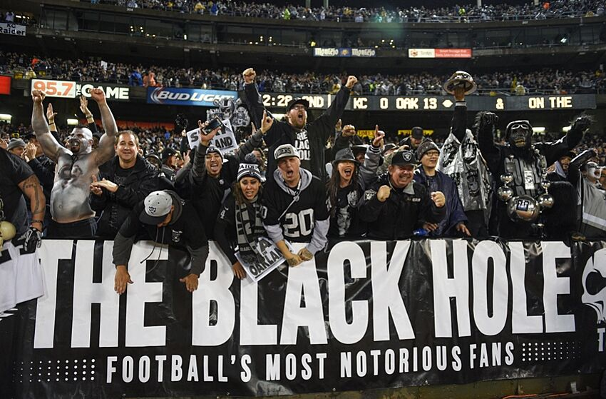 9d23e313 Oakland Raiders Fans Are Thugs, Criminals, And All Around Scary People
