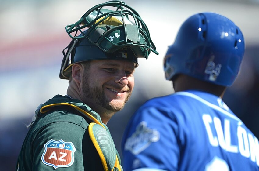 aea2f743771 Can Stephen Vogt Repeat as an All-Star Catcher
