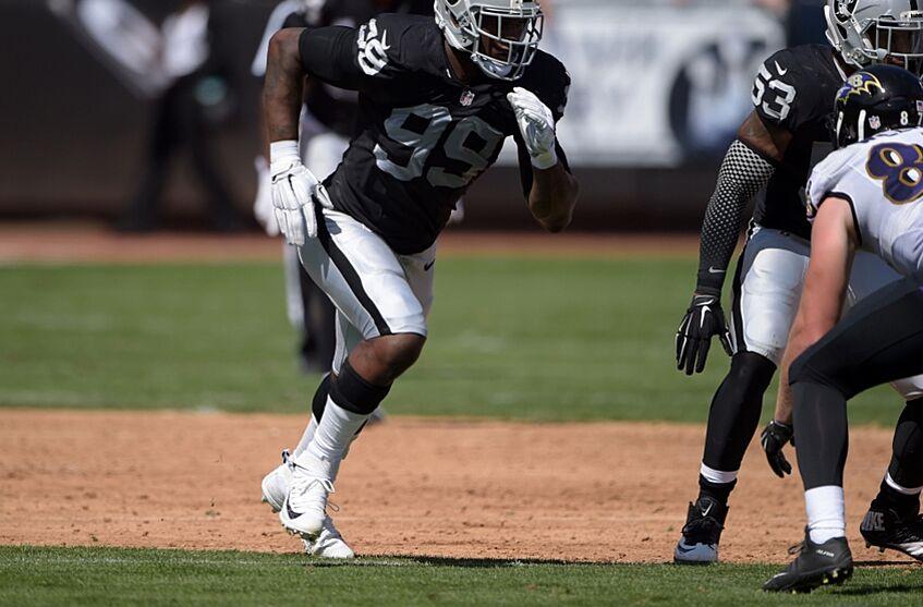 517218340 Oakland Raiders Getting Ducks In A Row Ahead Of NFL Draft