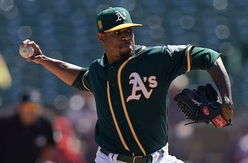 de4901db293 Oakland Athletics  Examining free agent options to help team s rotation
