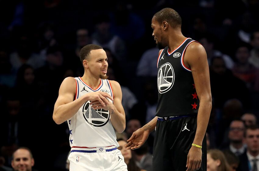 a4dca3b7585 Golden State Warriors come away as big winners of NBA All-Star Game