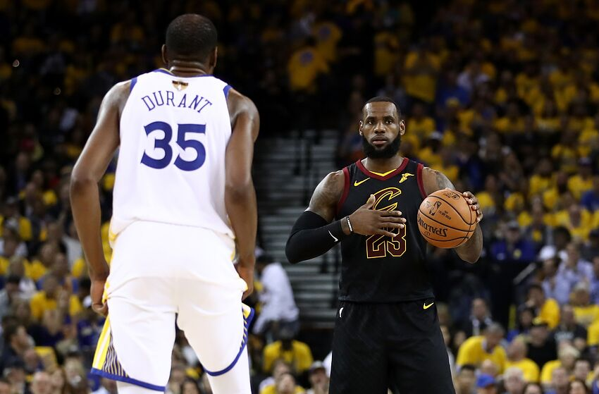 87434727651 Golden State Warriors  LeBron James  Lakers  chaos should be cautionary  tale for Kevin Durant