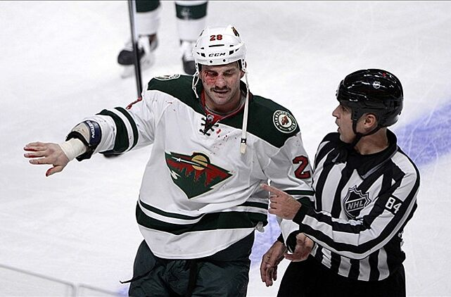 Minnesota Wild Five Best Wild Fighters Of All Time