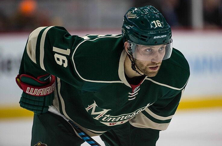 the best attitude deac3 9b435 Minnesota Wild: Zucker Needs to Convert Hard Work into Results