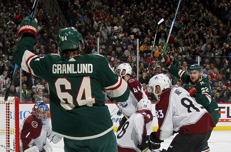 Minnesota Wild Mikael Granlund Has Been Sneaky Good Of Late