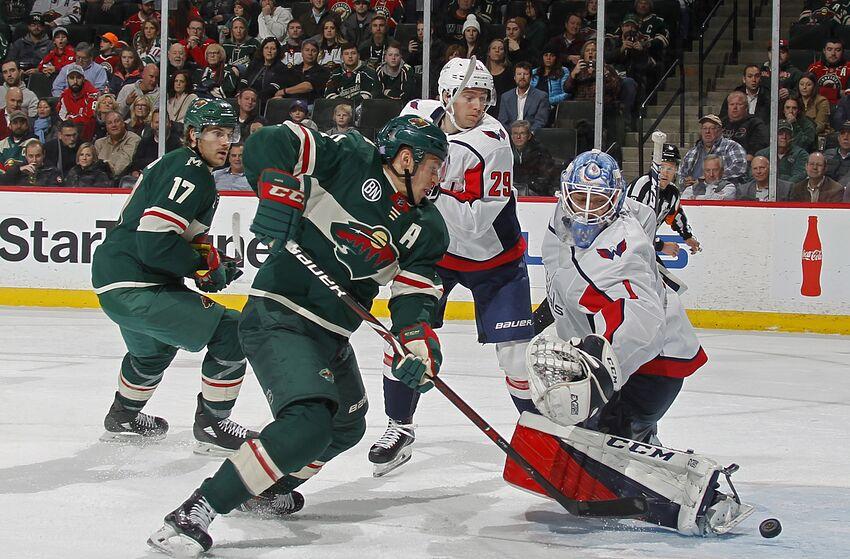 Minnesota Wild The Powerplay Still Needs To Be Better