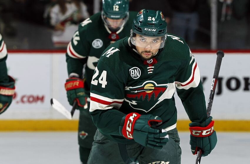 Minnesota Wild  Defensive pairing shuffle seems to pay off 656cb47ef