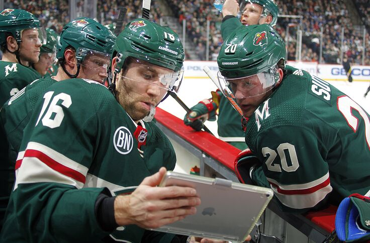 0080c7801713 Minnesota Wild  Is it time for the team to make a trade