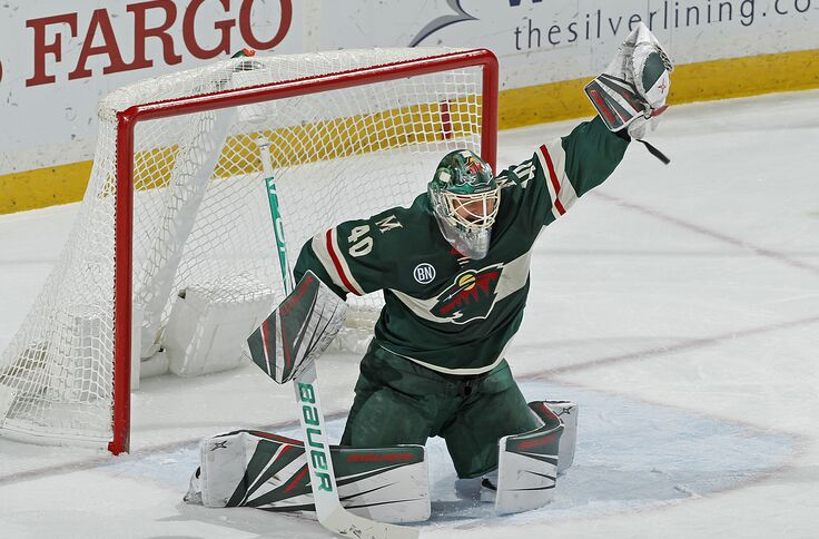 best cheap 7991d 76c90 Minnesota Wild: Could we be seeing the downfall of Devan Dubnyk?
